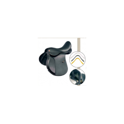 Selle Mixte Cuir Collection Fwh