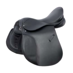 Selle Mixte Fwh Trait Cheval rond