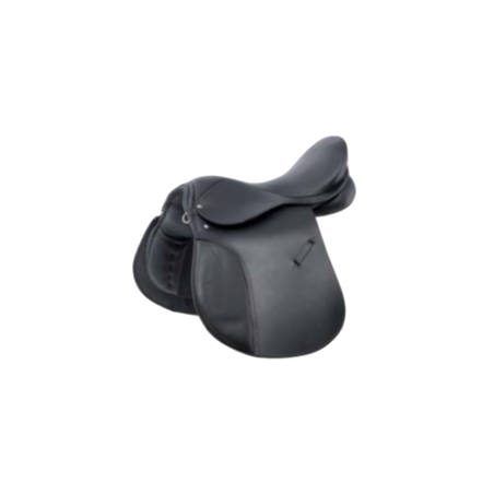 Selle Mixte Fwh Cheval Rond