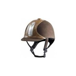 Casque Choplin Premium Marron
