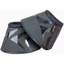 Cloches Velcro, coque PVC, doublure néoprène