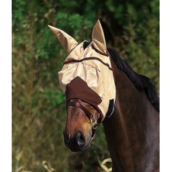 Masque Anti Mouche Equitheme Fly Protector