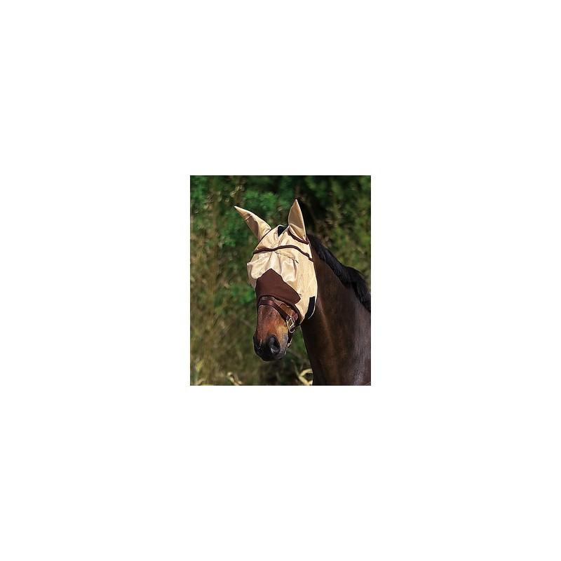 Masque Anti Mouche Equitheme Fly Protector