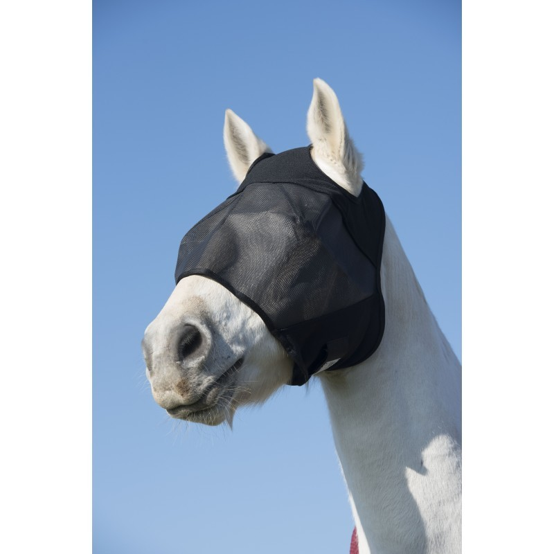 Masque Anti Mouches Absorbine Court Sans Oreilles Anti UV