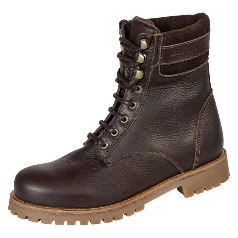 Boots A Lacets Torino