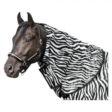 Couvre Cou Anti Mouches Zebra