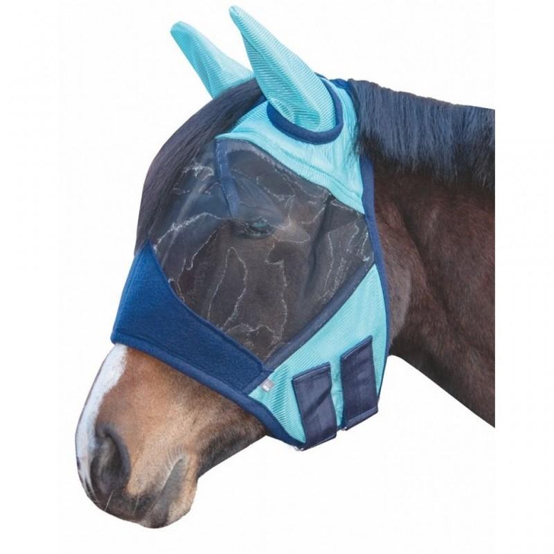 Masques Anti Mouches Bleu Lissabon