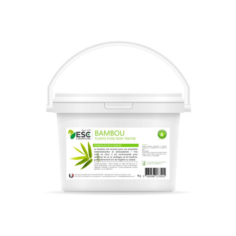 Bambou Antioxydant