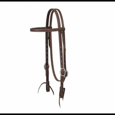 Bridon Western Navajo Weaver Leather