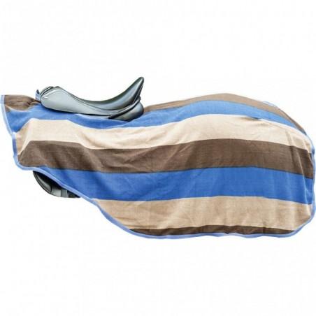 Couvre Reins Polaire Stripes Poney