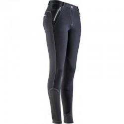 Pantalon Equitheme Zipper Femme