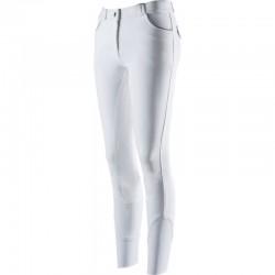 Pantalon D'equitation Equitheme Verona Fond Ekkitex Femme