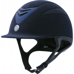 Casque Equitheme Air Microfibre