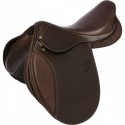 SELLE EQUITHEME FITTER MIXTE TROUSSEQUIN ROND OU CARRE