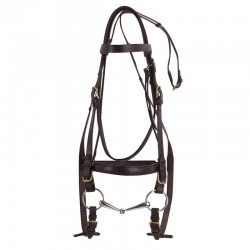 BRIDON EXCELSIOR CHEVAL DE TRAIT