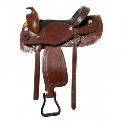 SELLE WESTERN RANDOLS HOUSTON