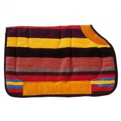 Horse Pad Navajo Double Coton