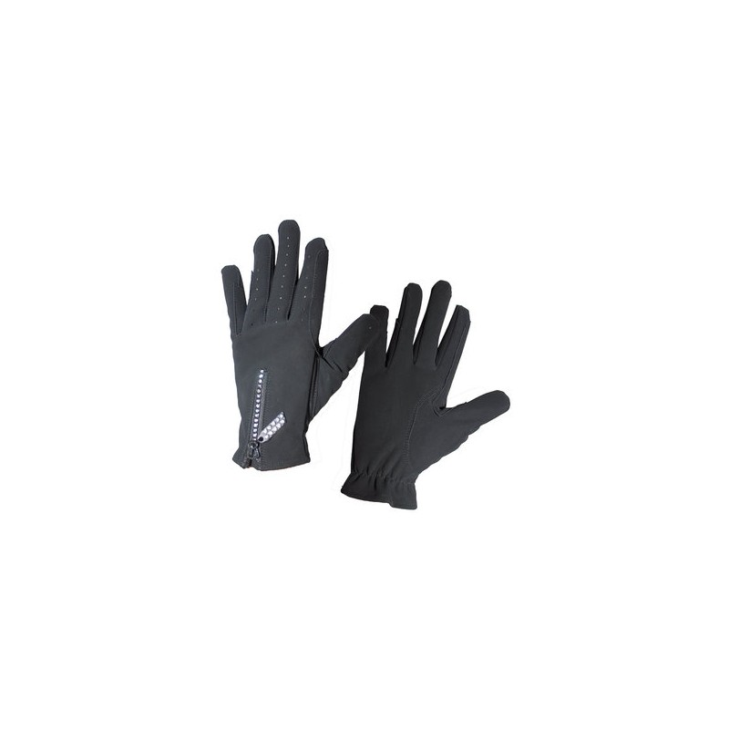 GANTS NUBUCK/STRASS PERFORMANCE