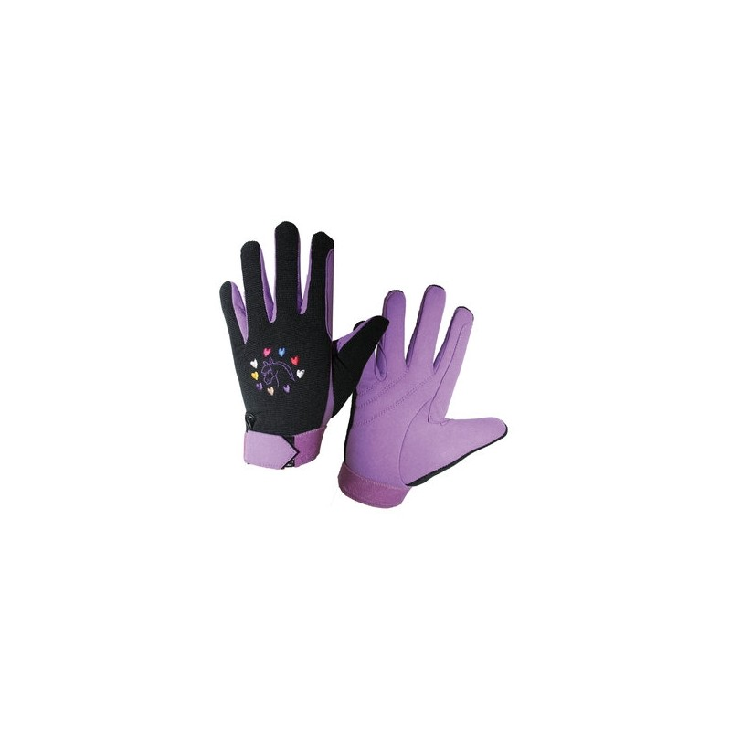 GANTS PONY ENFANT PERFORMANCE