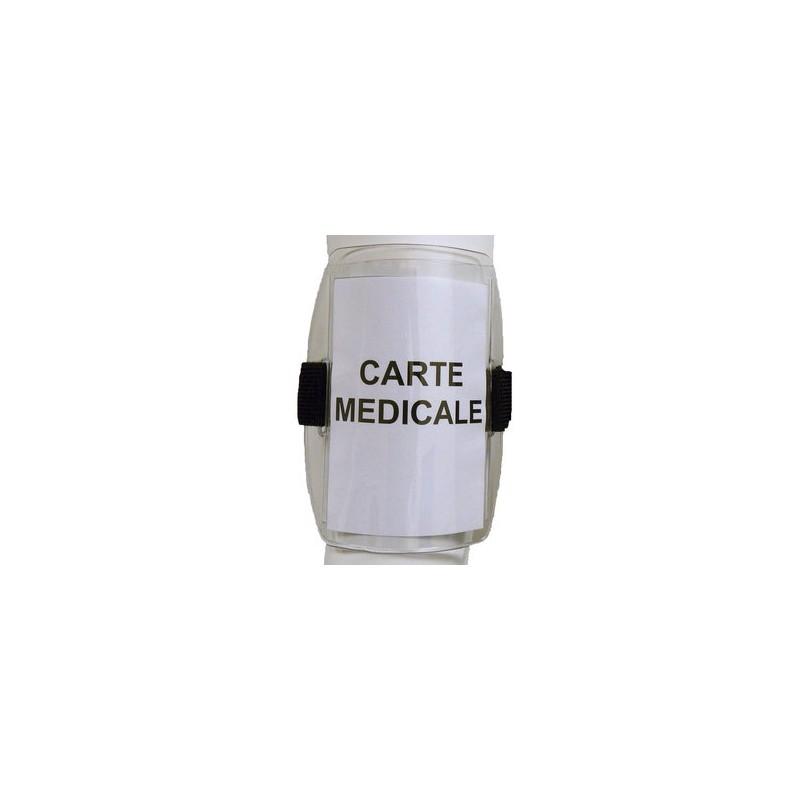 PORTE CARTE MEDICALE