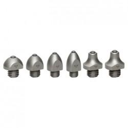 10 Crampons Fast Tungstene
