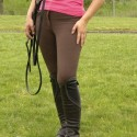 PANTALON HORSE FASHION FEMME
