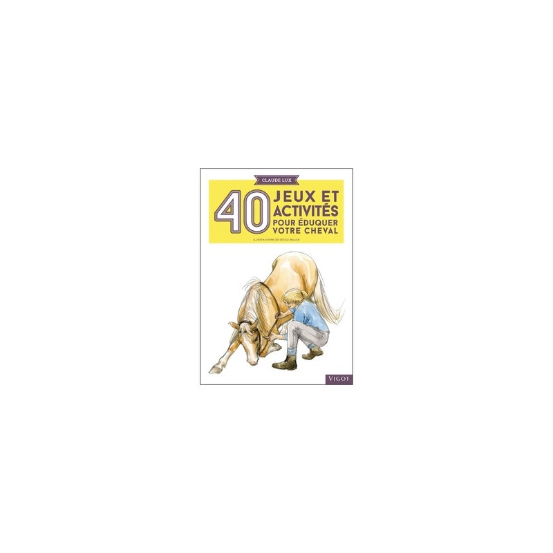 40 JEUX ET ACTIVITES