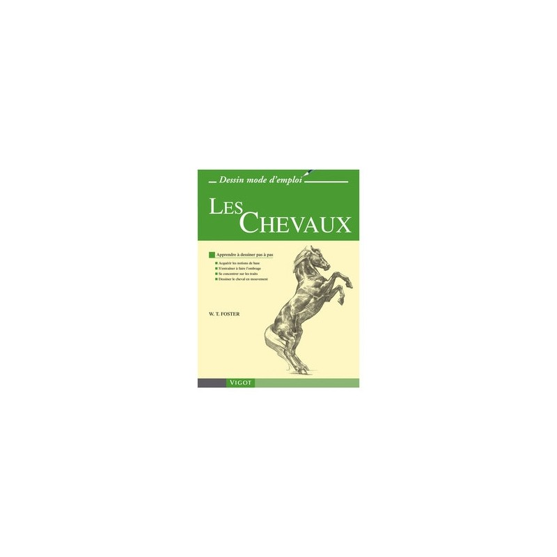 CHEVAUX DESSIN MODE D EMPLOI