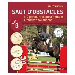 Saut D'ostacles 110 Parcours