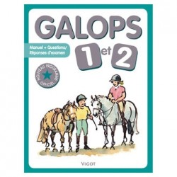 GALOPS 1 ET 2 VIGOT