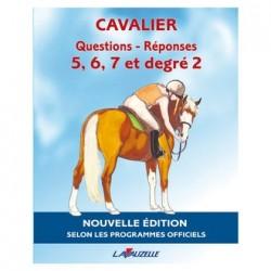 Questions Reponses Cavalier 5-7 Degre2 Lavauz