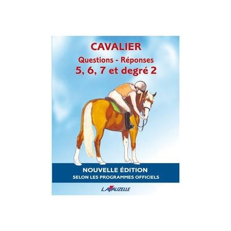 QR/CAVALIER 5-7 DEGRE2 LAVAUZ