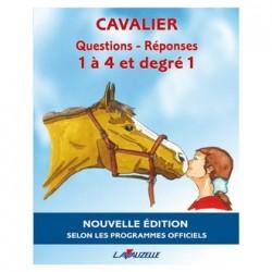 Questions Reponses Cavalier 1-4 Degre1 Lavauz