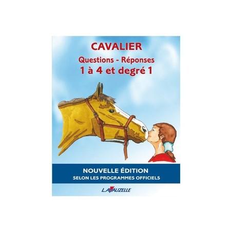 QR/CAVALIER 1-4 DEGRE1 LAVAUZ