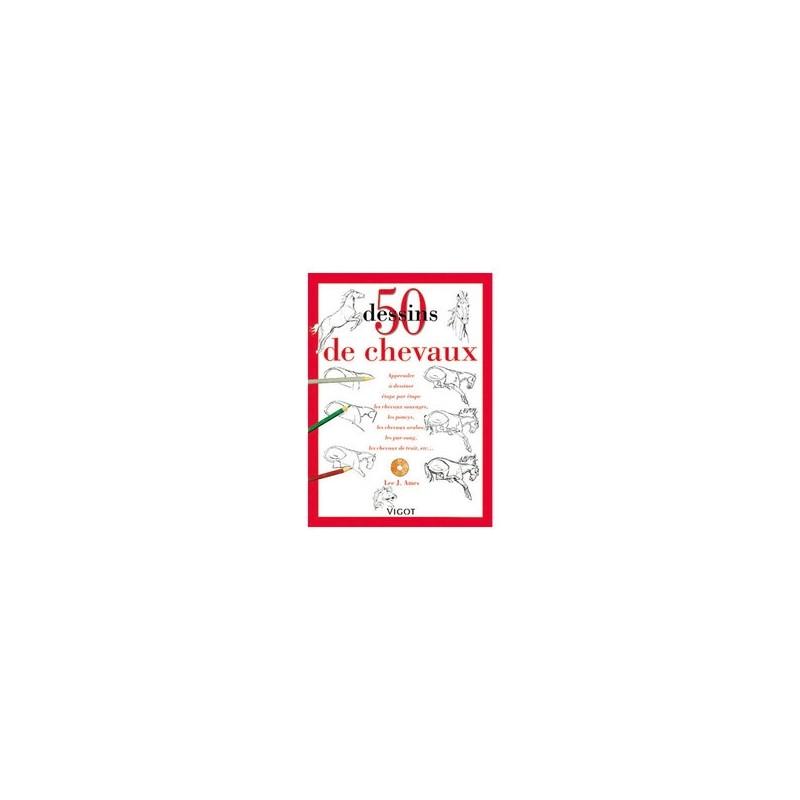 50 DESSINS DE CHEVAUX
