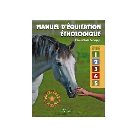 MANUEL D'EQUITATION ETHO VIGOT