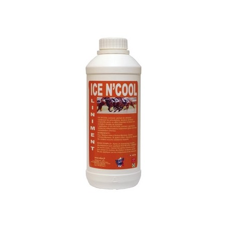 Ice N'cool Liniment Rekor