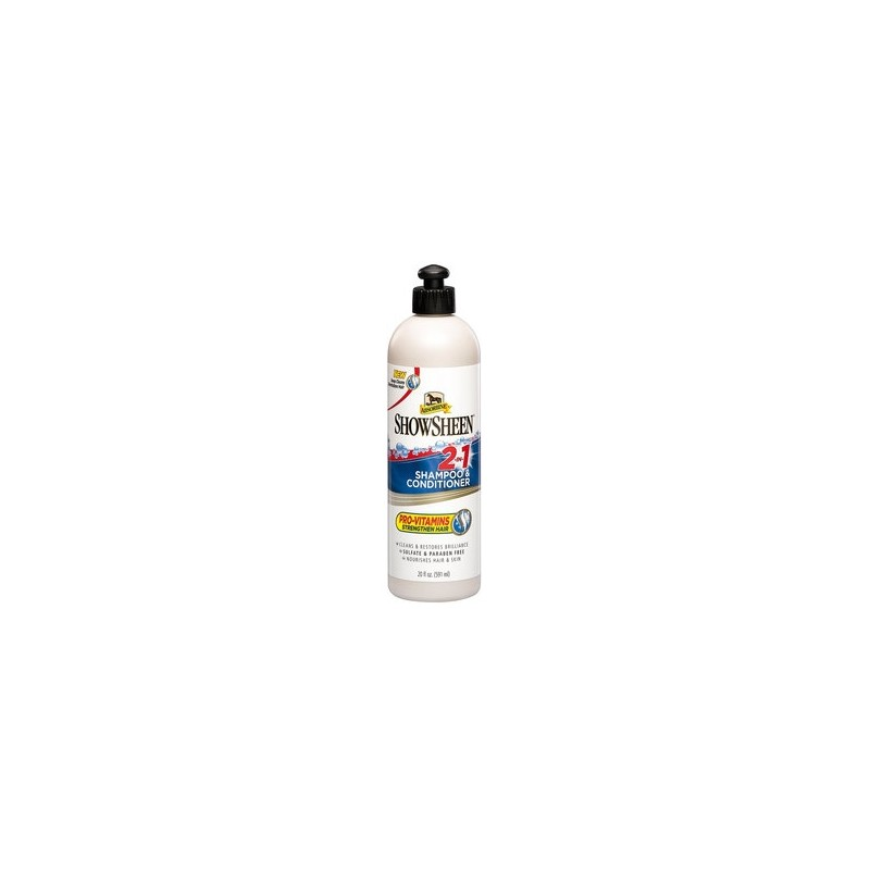 ABSORBINE SHOWSHEEN SHAMPOING