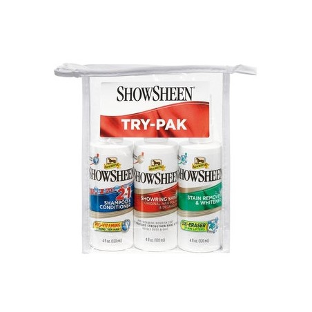 ABSORBINE SHOWSHEEN TRY PACK