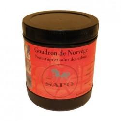 GOUDRON DE NORVEGE SAPO