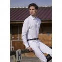 POLO EQUITHEME MANCHES LONGUES HOMME