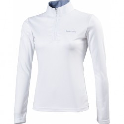 POLO EQUITHEME MANCHES LONGUES FEMME