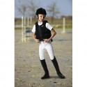 GILET DE PROTECTION EQUITHEME ZIP ENFANT