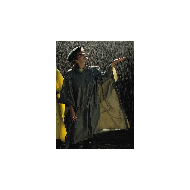 PONCHO VINYL IMPERMEABLE