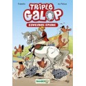 TRIPLE GALOP Concours Epique