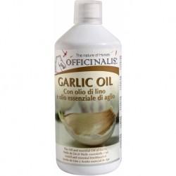 OIL GARLIC OFFICINALIS