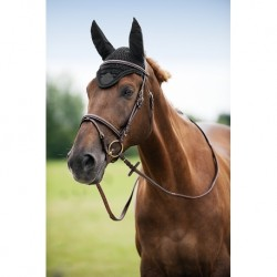 Bonnet Chasse Mouches Equitheme Polyfil