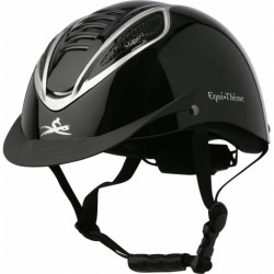 CASQUE EQUITHEME CHROME